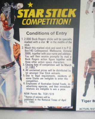 030507 019 747903 Licensed Australian Ice Cream Super Heroes