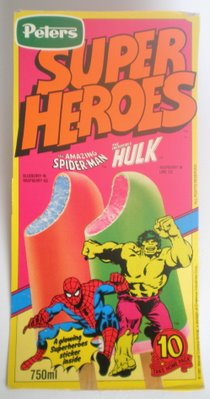 030507 057 712426 Licensed Australian Ice Cream Super Heroes