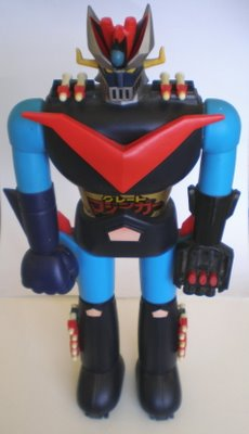 050108 305 766191 Mattel Shogun Warriors Mazinga with White Rockets