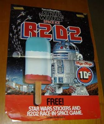 Star Wars Ice Cream Update