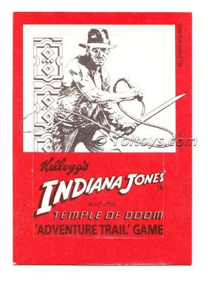 IMG 0004wtmk 768345 Indiana Jones Kelloggs Premiums