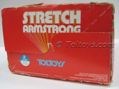 Toltoys Stretch Armstrong