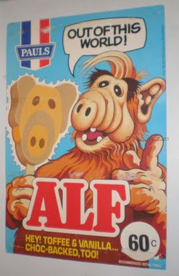 ALF and Agro Ice Creams
