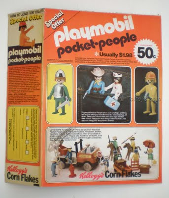 Kenbrite Playmobil / Pocket People Update