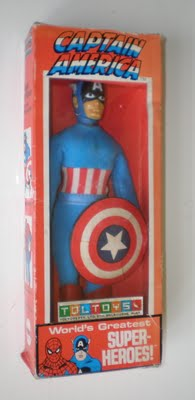 MEGO Toltoys Captain America