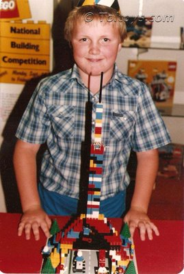 MYER LEGO National Building Competition 1984
