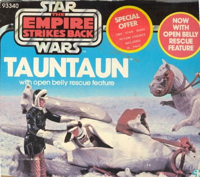 SO Tauntaun 799495 Waltons Special Offer Star Wars