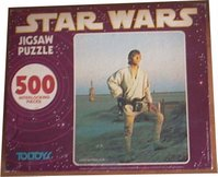 starwarsjigsawpurple 743472 Toltoys Board Games and Puzzles
