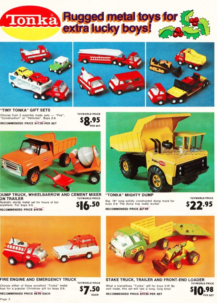 VKw9O1 735x1024 Toltoys in the 1975 Toyworld Catalogue