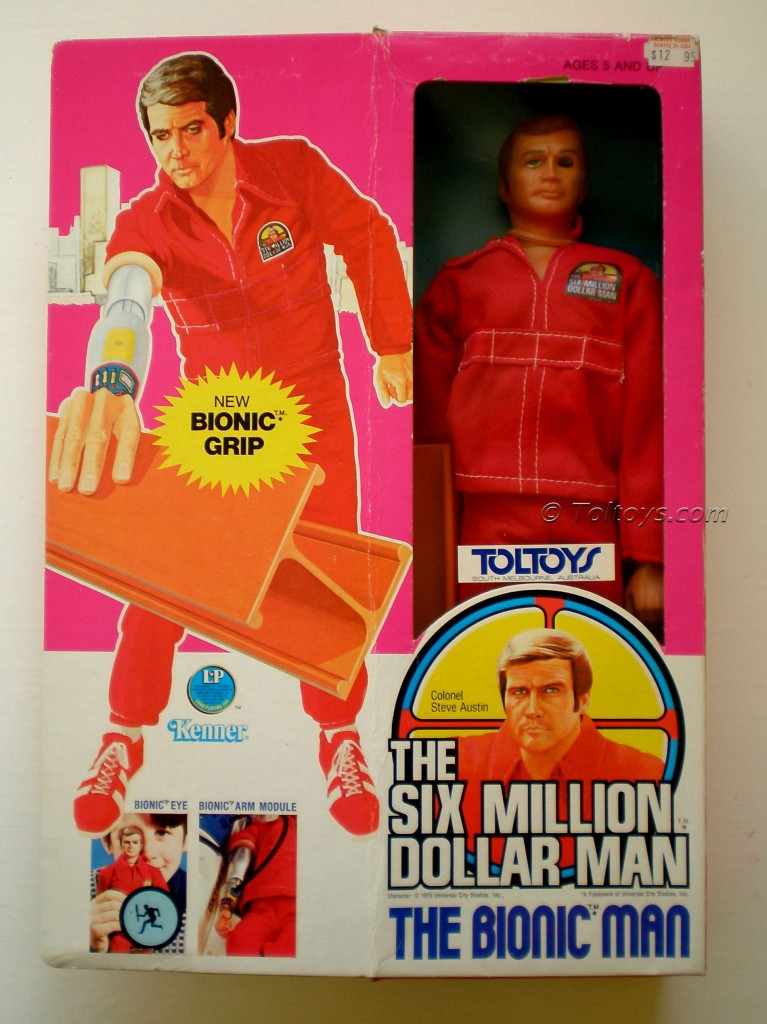P9150126wtmk1 767x1024 Toltoys Six Million Dollar Man and Bionic Woman Action Figures