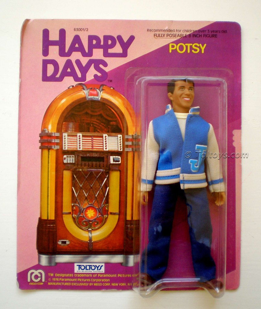 P9150063wtmk1 866x1024 MEGO Toltoys Happy Days Action Figures