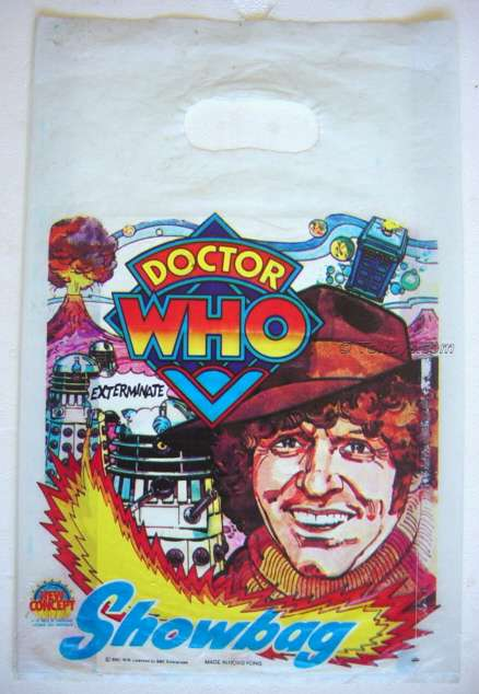 171006 021wtmk Doctor Down Under   Doctor Who Ice Cream & Showbag