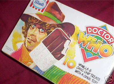 Who box 2 2wtmk Doctor Down Under   Doctor Who Ice Cream & Showbag